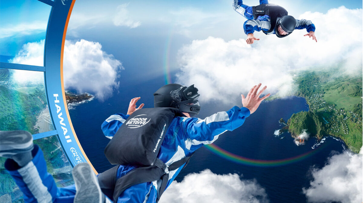 Indoor Skydive VR