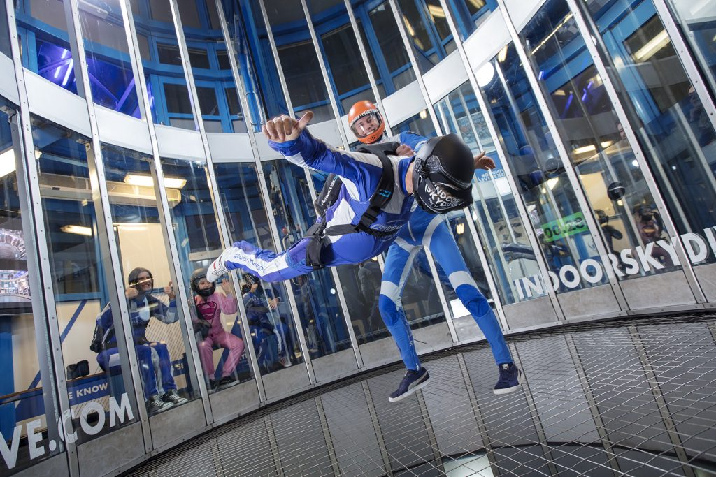 Indoor Skydive Roosendaal VR