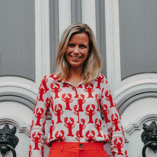 Chloe Nieuwdorp - Red Banana