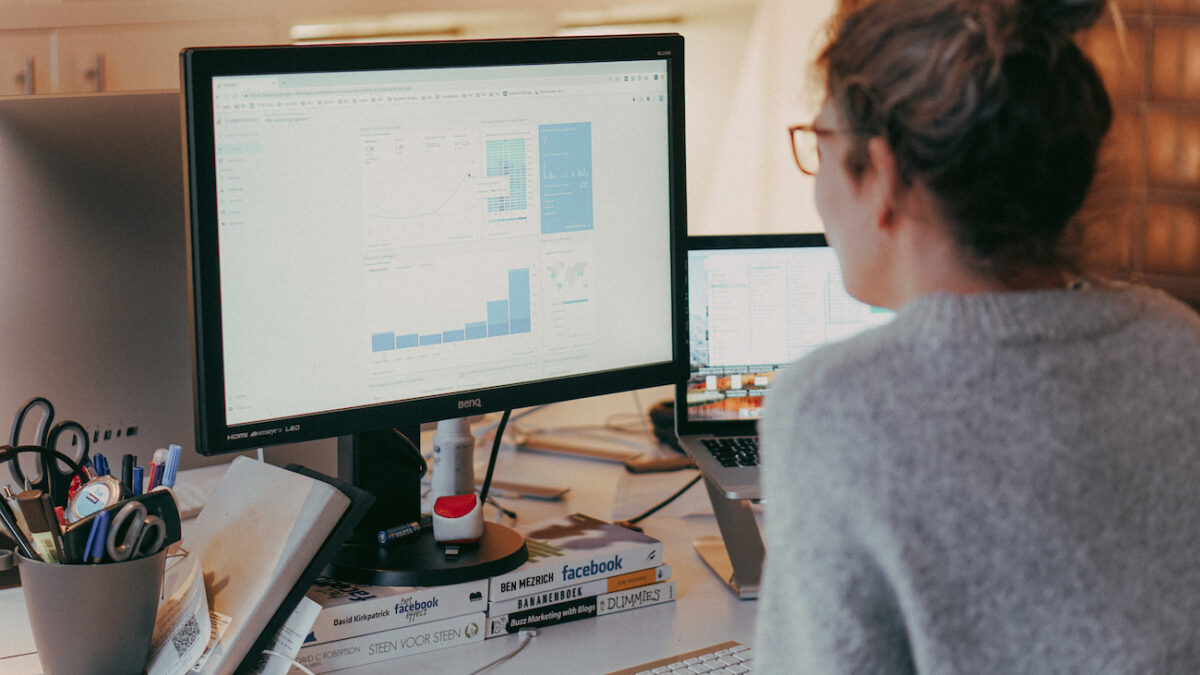 Waarom bloggen 2019 monitoren google analytics