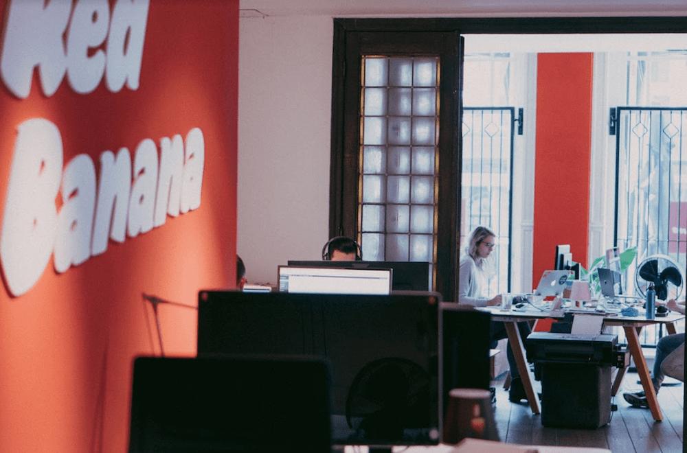 Bloggen uitbesteden bij Red Banana