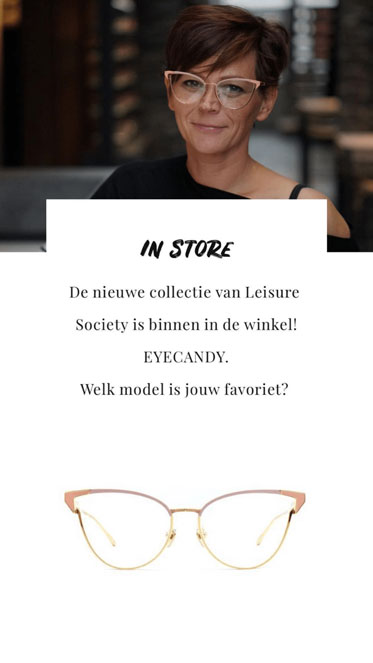 Instagram stories template van Van Wely