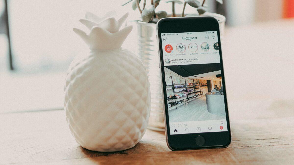 Instagram tips bedrijven