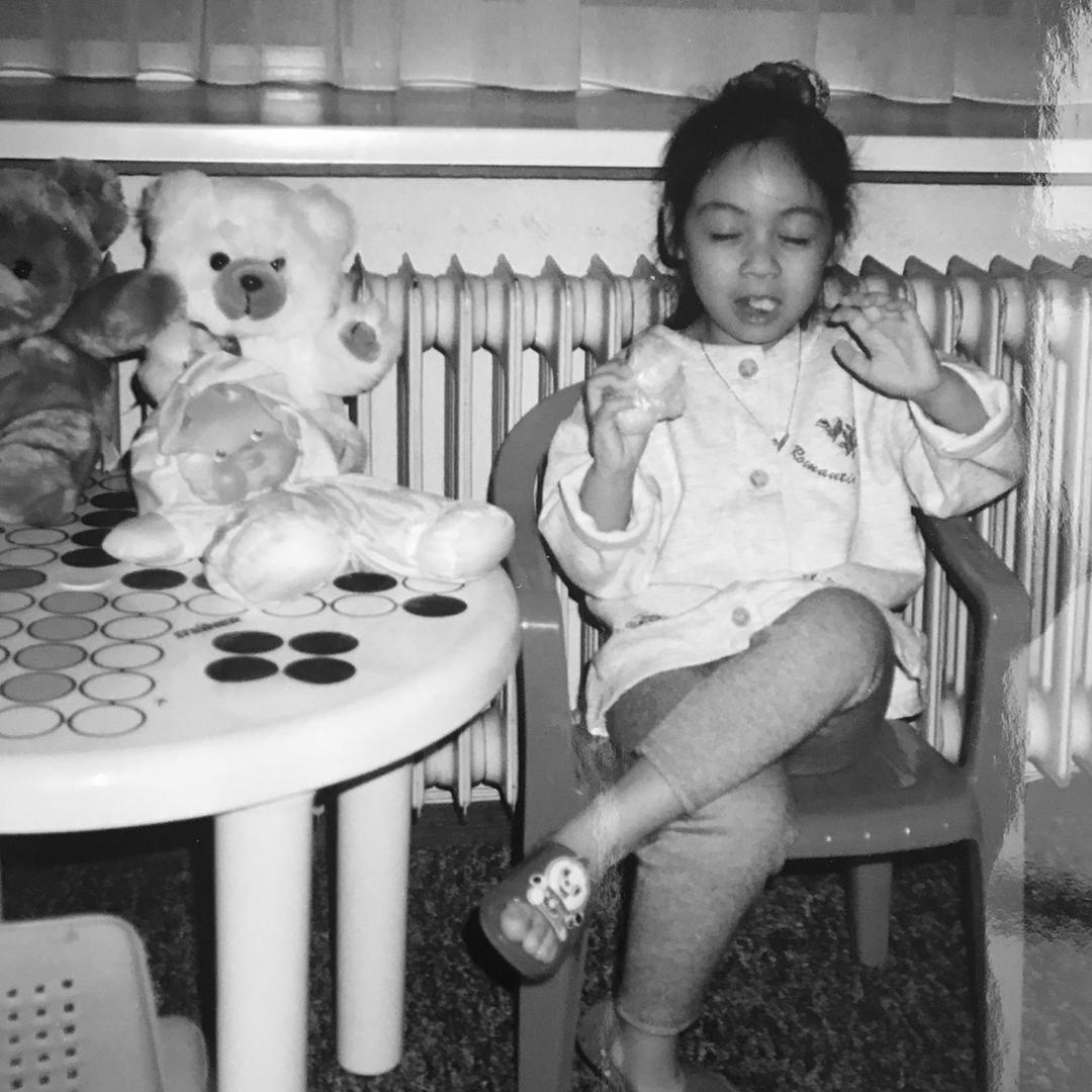 Kinderfoto Liza