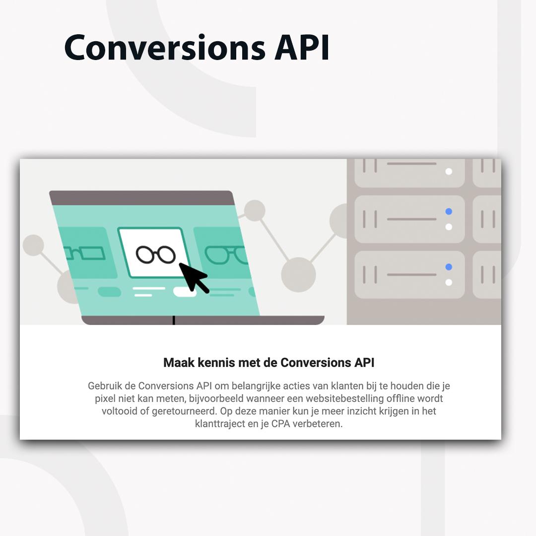 retargeting social media pixels conversions api